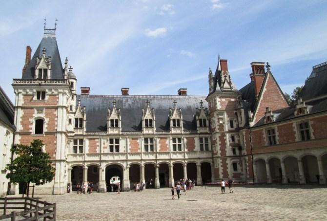 Castello reale di Blois