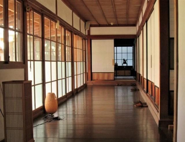 Genkan tempio Ekoin