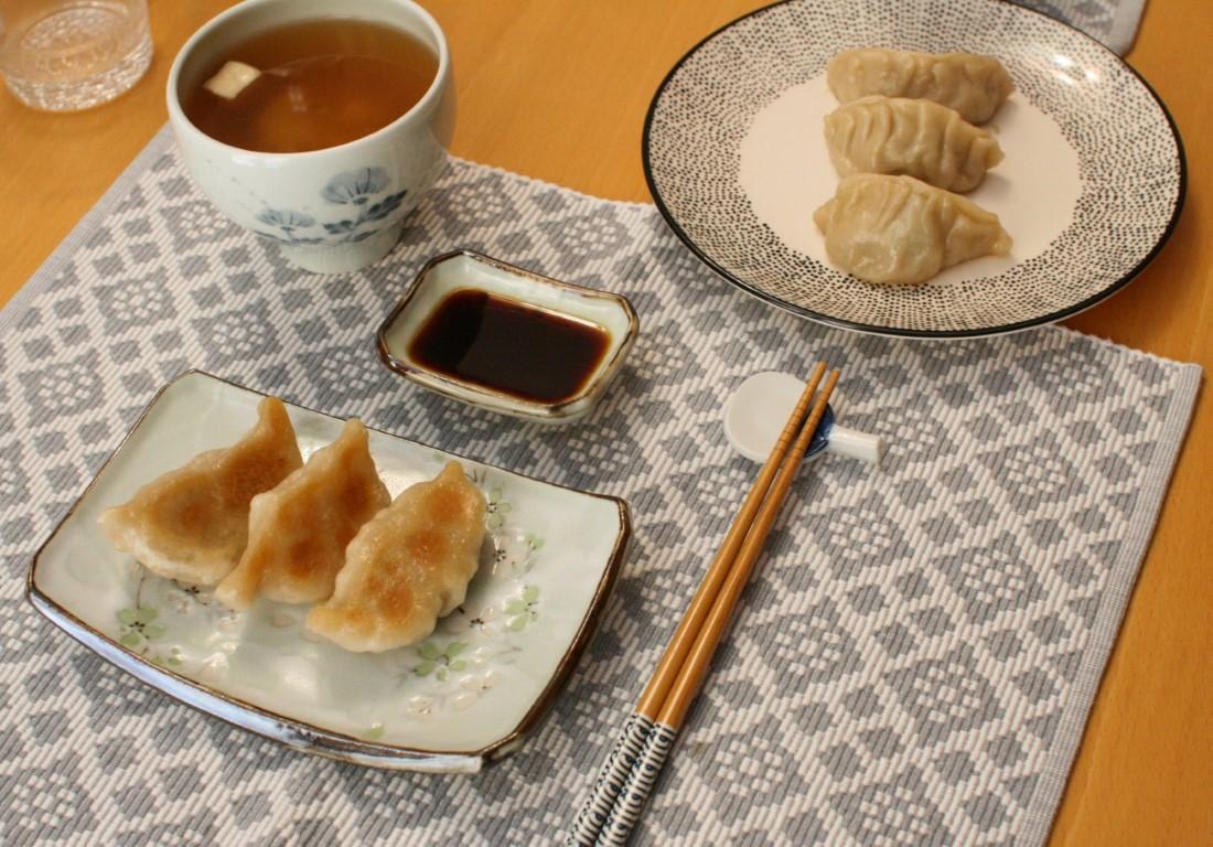 Ricetta dei gyoza, i ravioli giapponesi fatti in casa