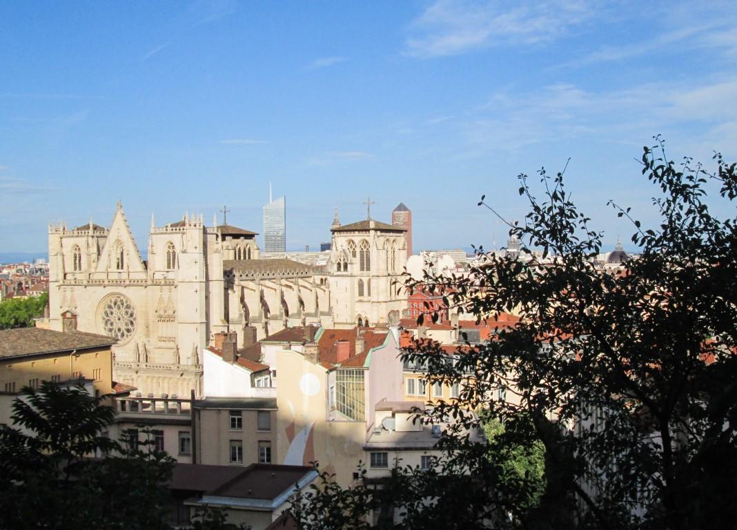 Lione, la città del vento e dell'acqua