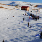 Mount Hermon - yes, a ski resort in Israel!