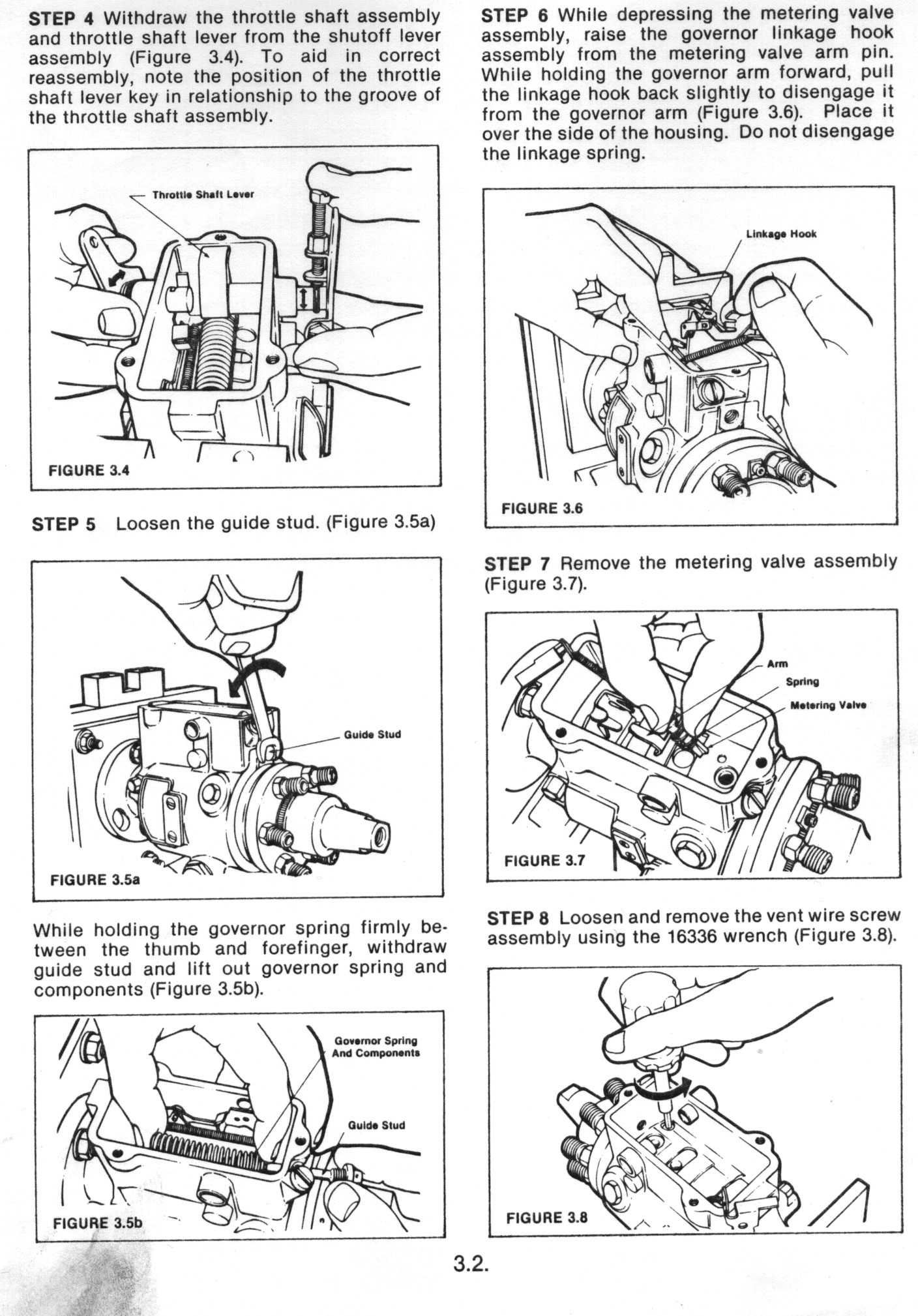 Roosa Master Injection Pump Parts Diagram. Diagram. Auto