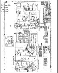 TIG Welder DC to AC inverter schematics