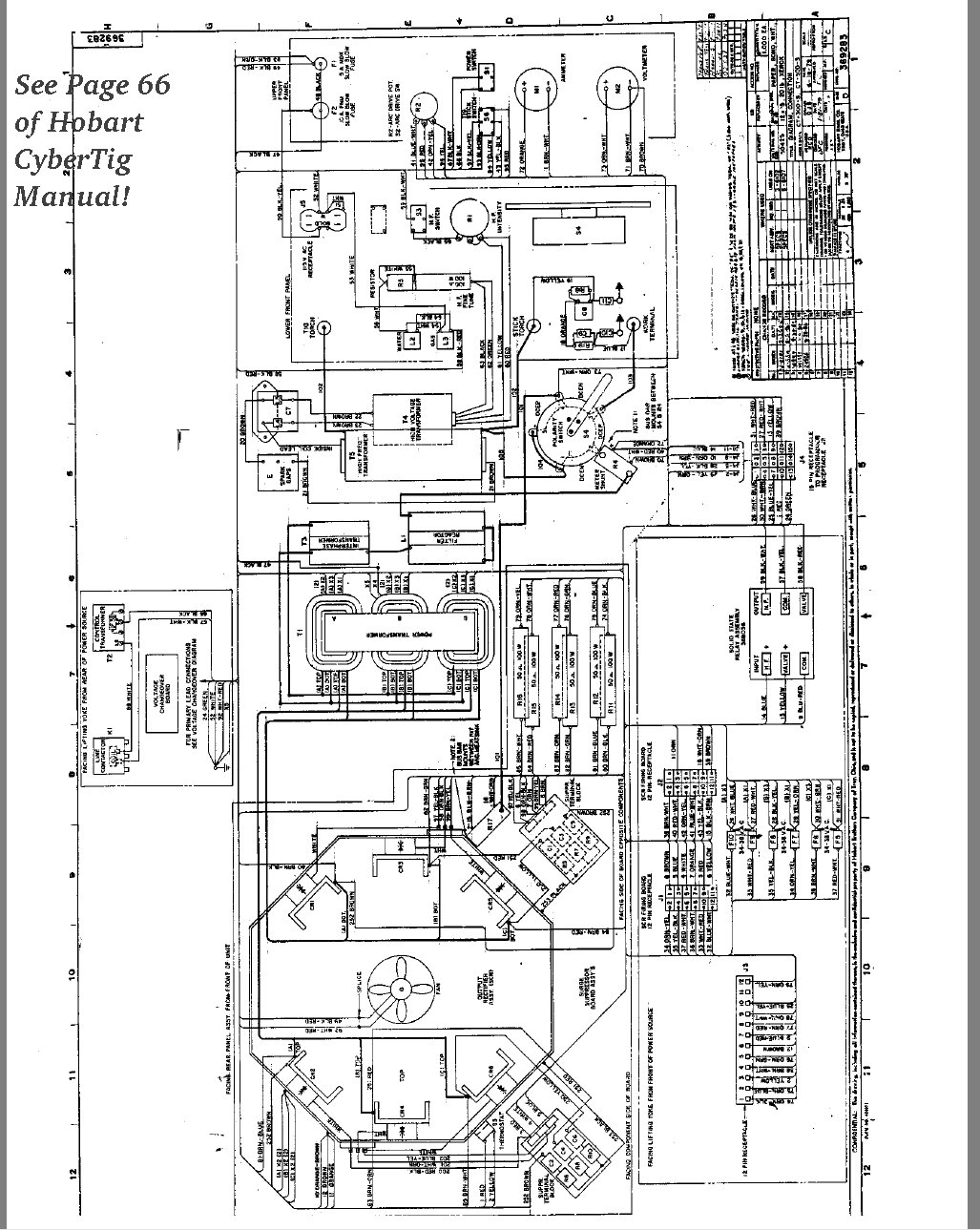 welding generator wiring diagram receptacle to switch light lincoln 225 s imageresizertool com