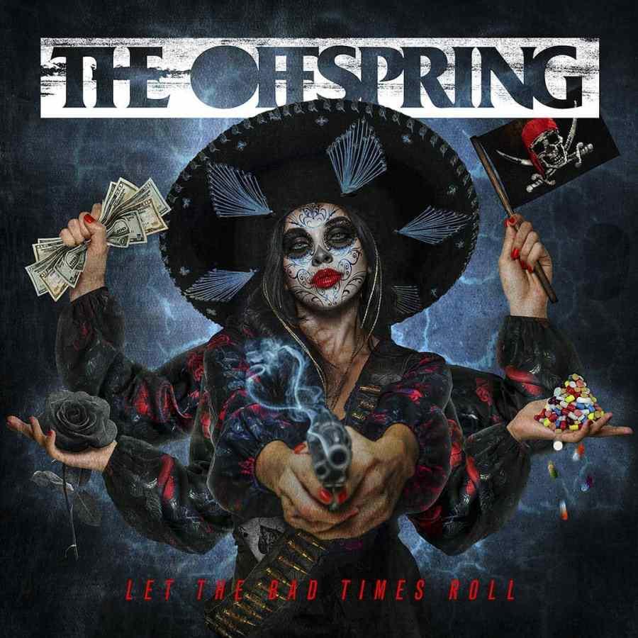 "Offspring anuncia o álbum ""Let The Bad Times Roll"""