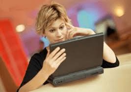 женщины в интернет