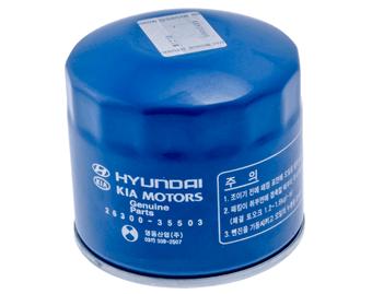 Hyundai/Kia 26300 35503 Фильтр масляный