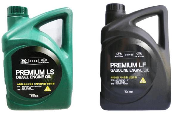 моторное масло HYUNDAI/KIA PREMIUM
