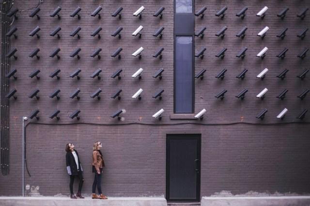 Много камер видеонаблюдения
