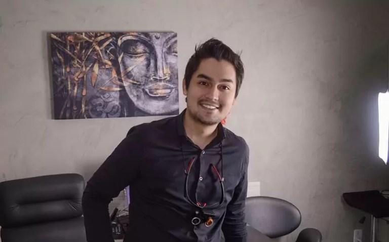Dr. igor ribeiro especialista em lentes de contato dental e harmonizacao facial em fortaleza