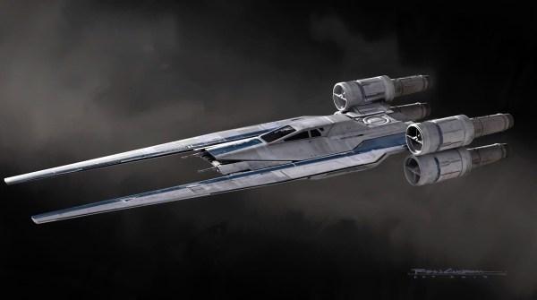 Saturday Star Wars Concept Ships