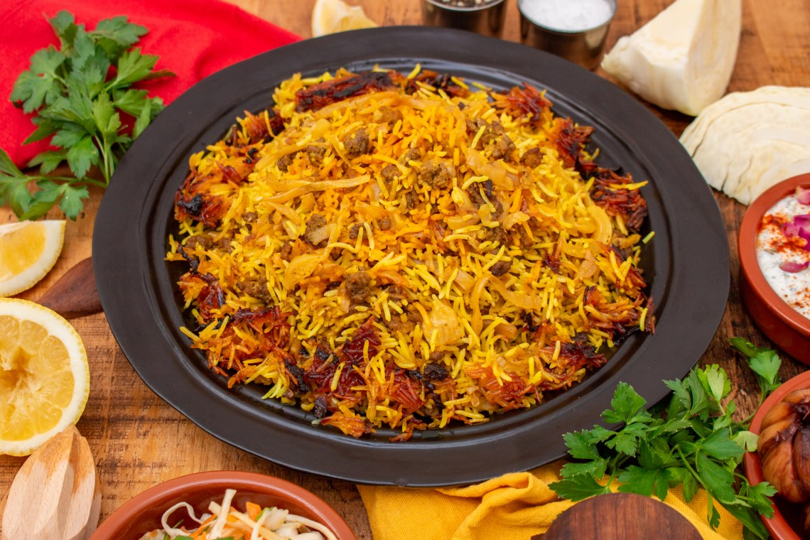 Kalam Polo - Persian Cabbage Rice   I got it from my Maman