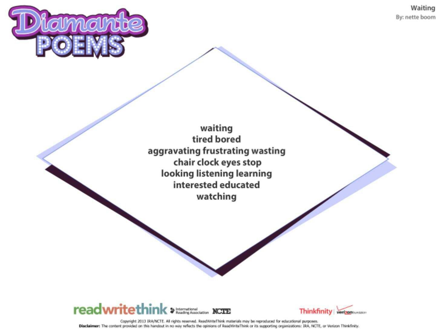Digital Poems