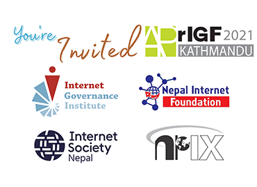 APrIGF 2021 To Be Officially Held in Kathmandu Nepal