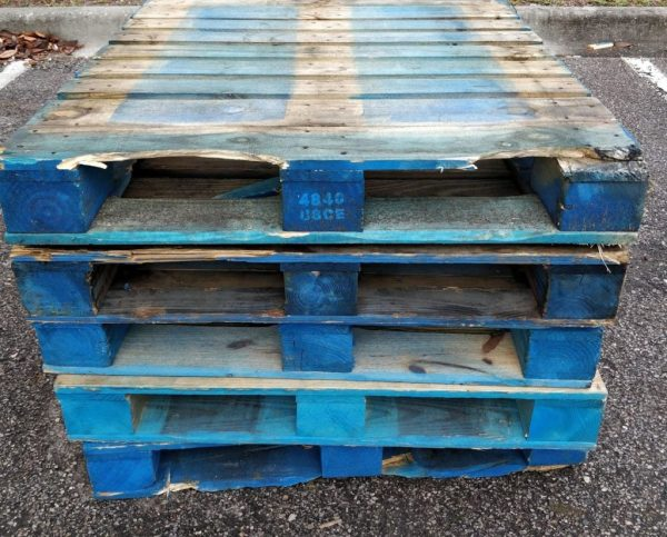 Igps Pallets - Year of Clean Water