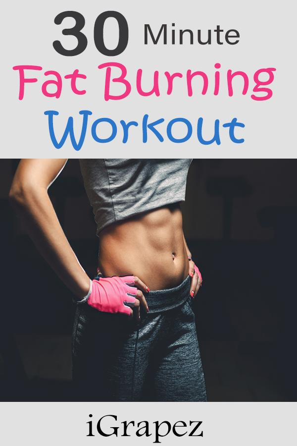 30-Minute Fat-Burning Workouts
