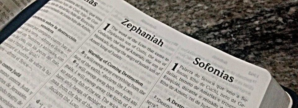 Introdução do Livro de Sofonias