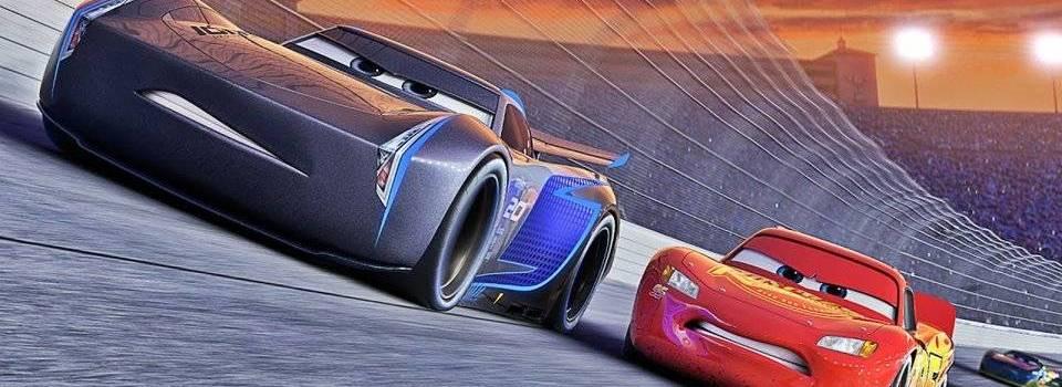 Carros 3 - Lançamento da Disney