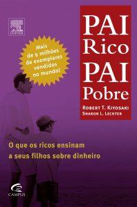 Capa do Livro Pai Rico Pai Pobre