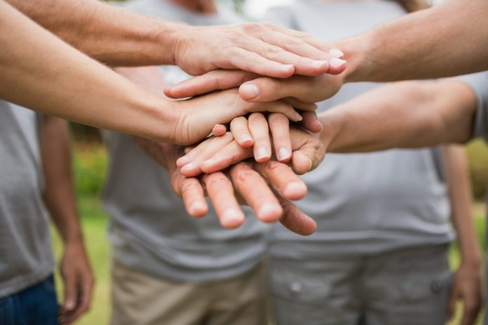 Caridade é ser voluntariado