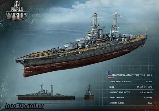 Игра-World-of-Warships-Особенности-и-прохождение-World-of-Warships-5