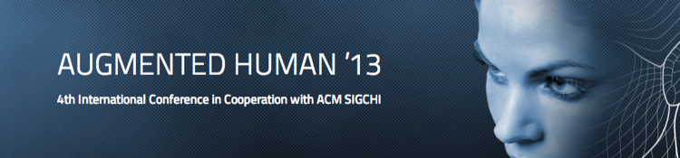 augmented human 13 banner