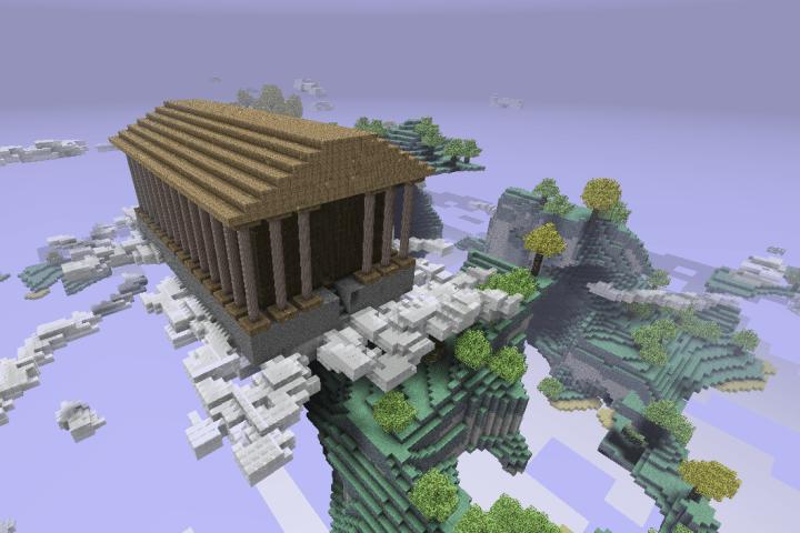 Paradise en Minecraft