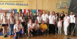 Open European Championship among men, women, juniors, veterans and the 8th World Kettlebell lifting Championships among students