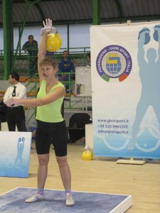 Кожушко Олена Чемпіонка світу серед ветеранів 2012 р. Мілан, Італія