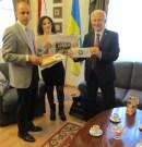 Официальный визит МФГС в Посольство Ливана в Украине