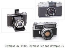 Camera – Olympus Pen