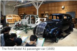 Toyota A- Model car x 04