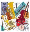 H Music M- Illust 03