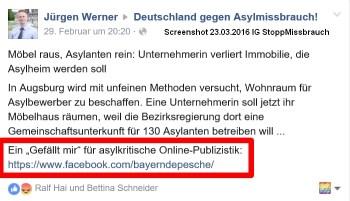 23.03.2016 Bayern Depesche Jürgen Gansel 02