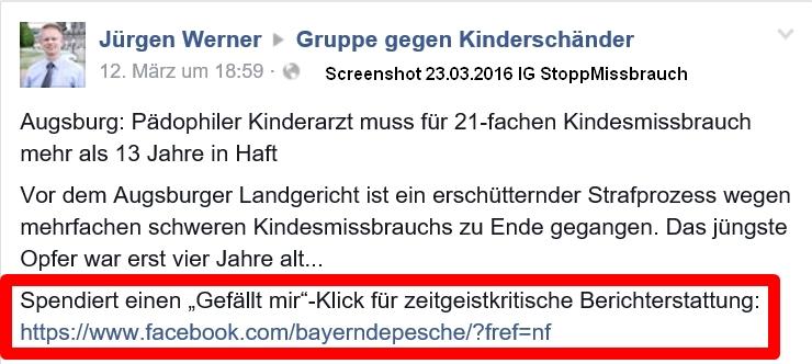 23.03.2016 Bayern Depesche Jürgen Gansel 08