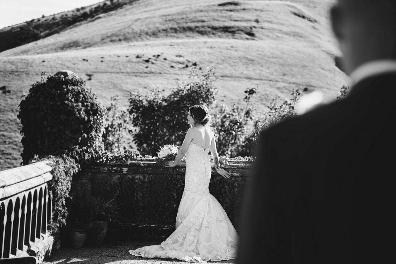 Cressbrook Hall wedding photography - Debbie and Martin 37