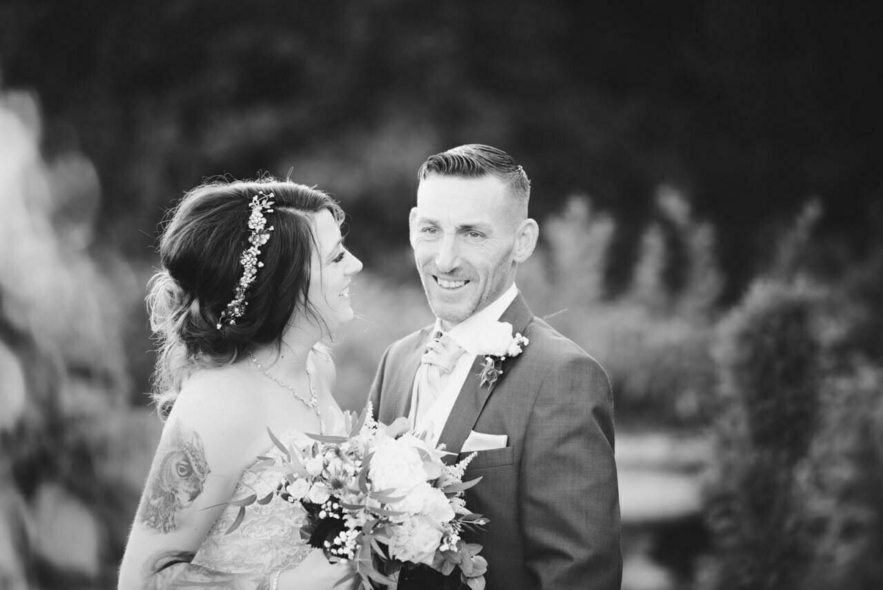 Cressbrook Hall wedding photography - Debbie and Martin 55