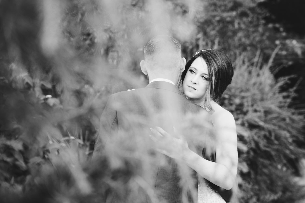 Cressbrook Hall wedding photography - Debbie and Martin 59