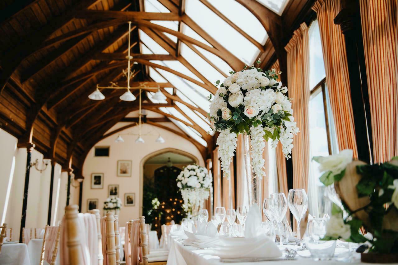 Cressbrook Hall wedding photography - Debbie and Martin 8