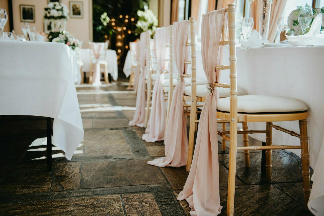 Cressbrook Hall wedding photography - Debbie and Martin 9