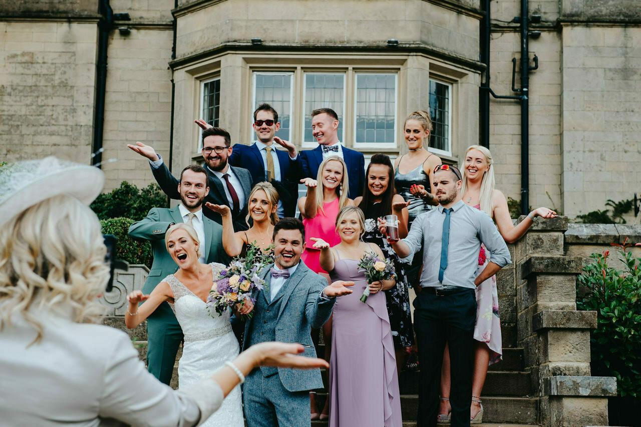 Falcon Manor Wedding Photography Yorkshire 97