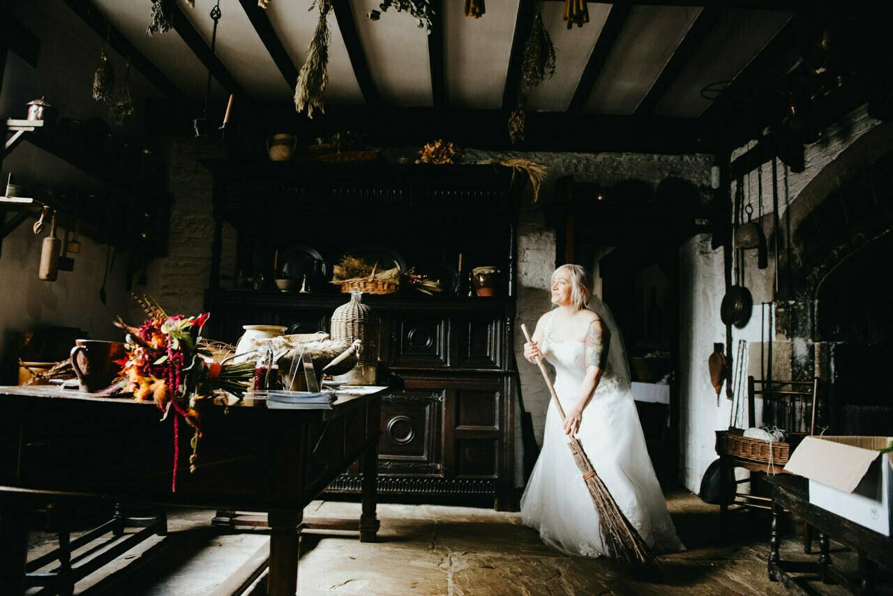 Shibden Hall-Halifax  Wedding  Photography 43