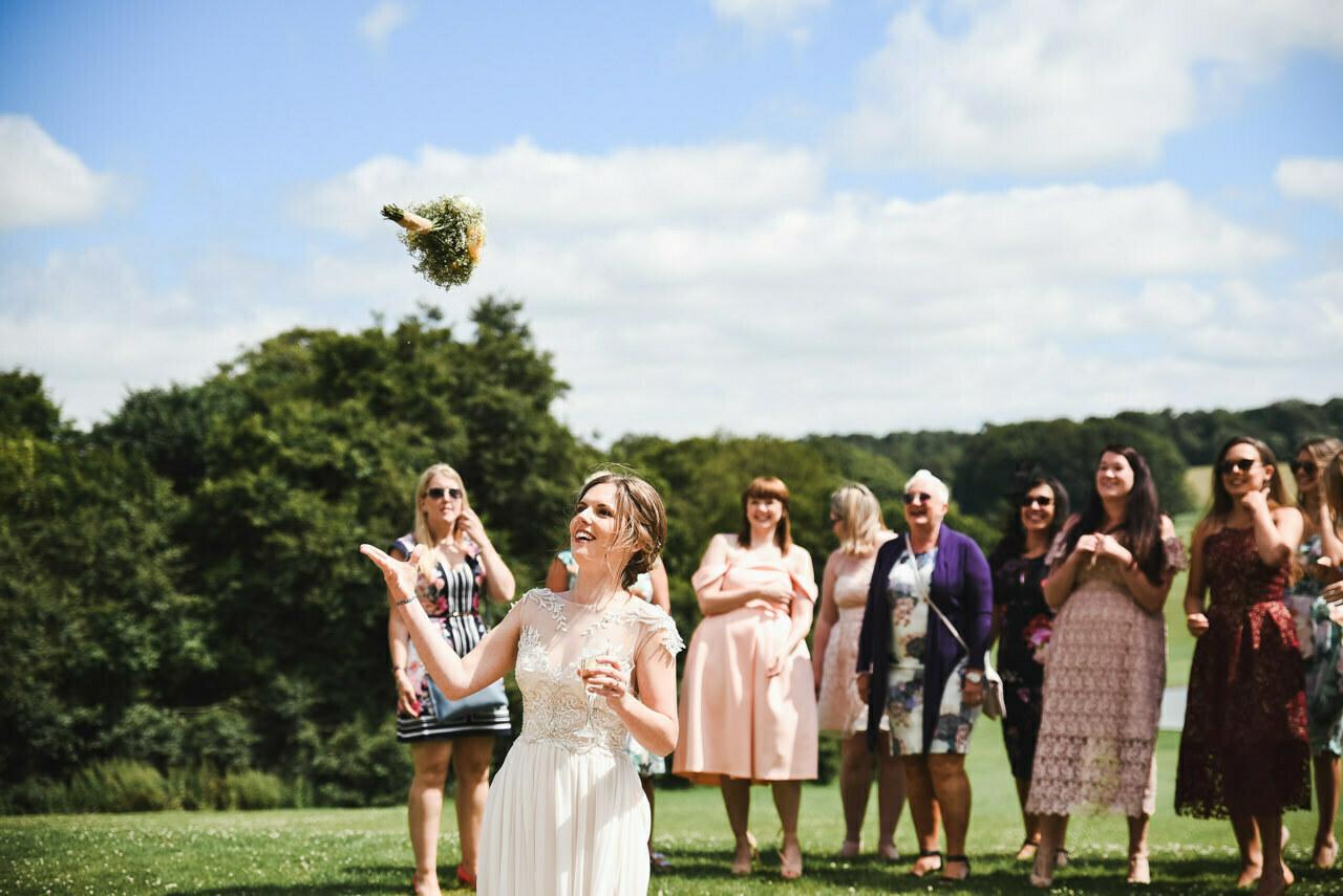 Sledmere House -Wedding  Photography Yorkshire 94