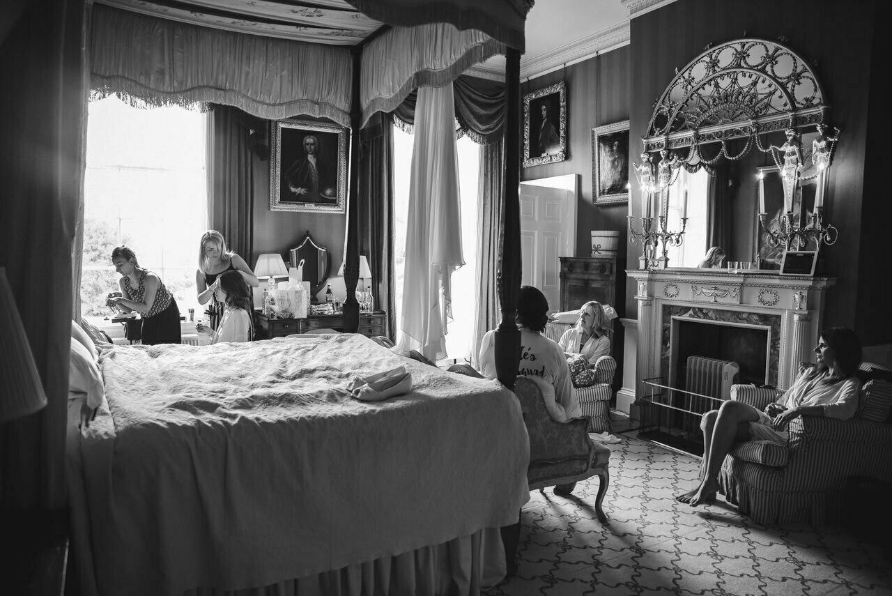 Sledmere House -Wedding  Photography Yorkshire 9