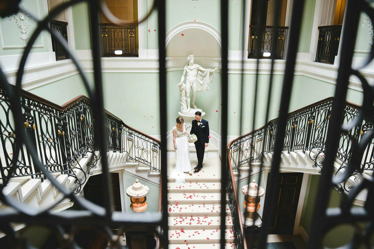Sledmere House -Wedding  Photography Yorkshire 40