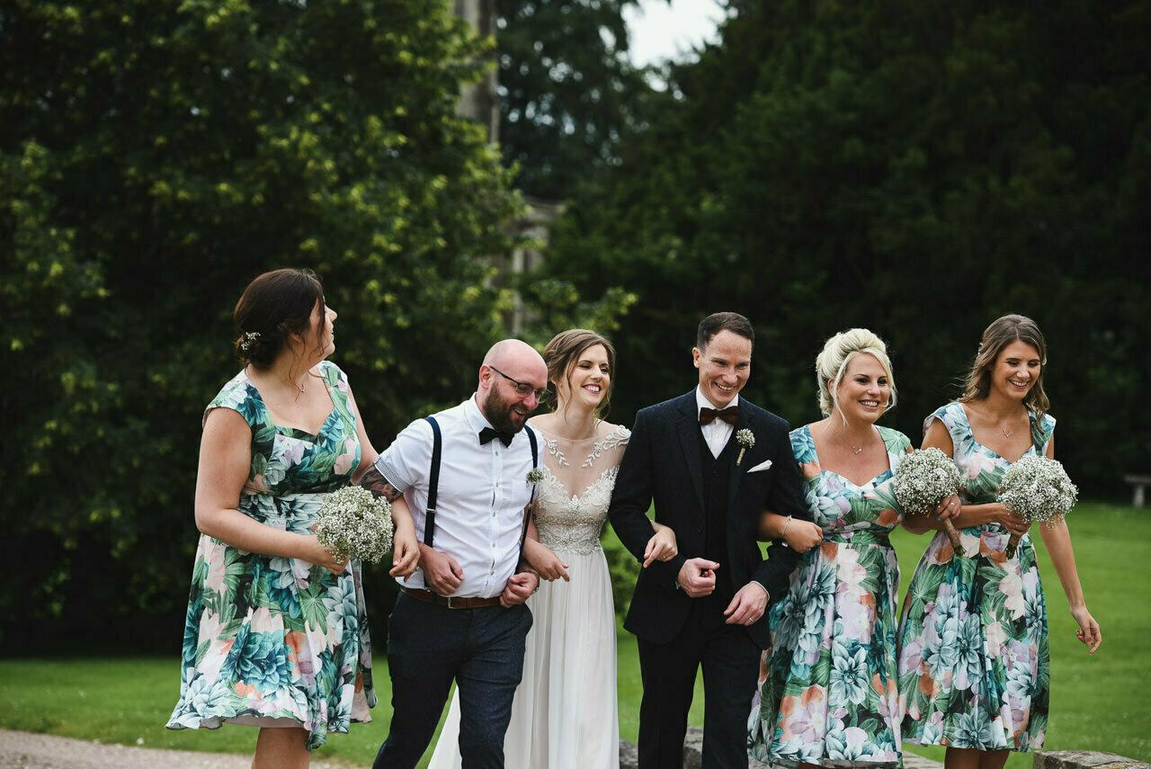 Sledmere House -Wedding  Photography Yorkshire 55