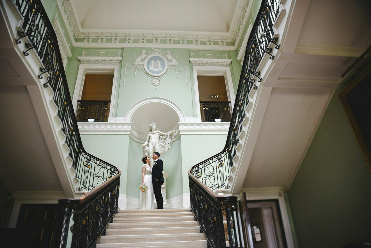Sledmere House -Wedding  Photography Yorkshire 63