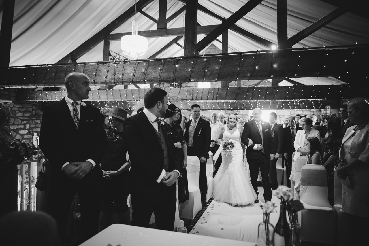 The Old Barn-West Yorkshire Wedding  Photography 40