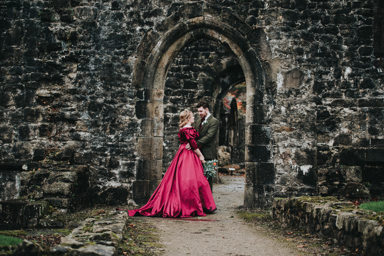 WEDDING PHOTOGRAPHY WHALLEY ABBEY - LANCASHIRE 37