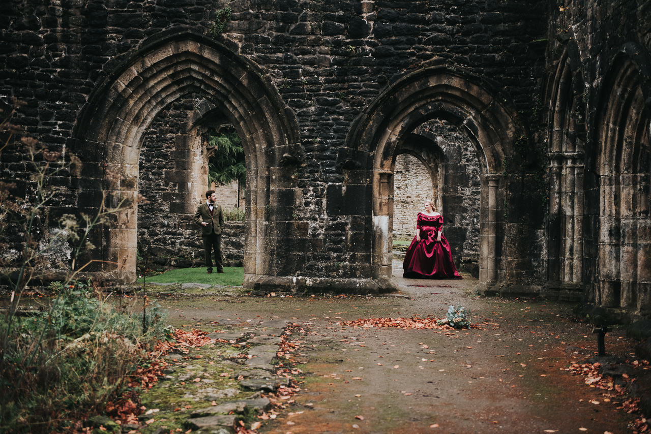 WEDDING PHOTOGRAPHY WHALLEY ABBEY - LANCASHIRE 46